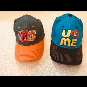 WWE Youth hat bundle